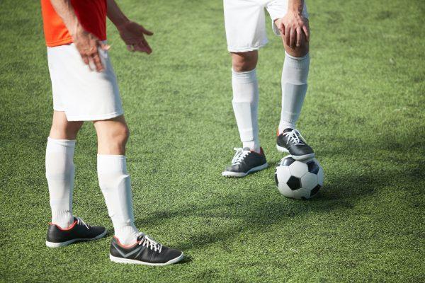 Game of soccer