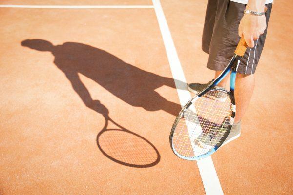 Tennis player